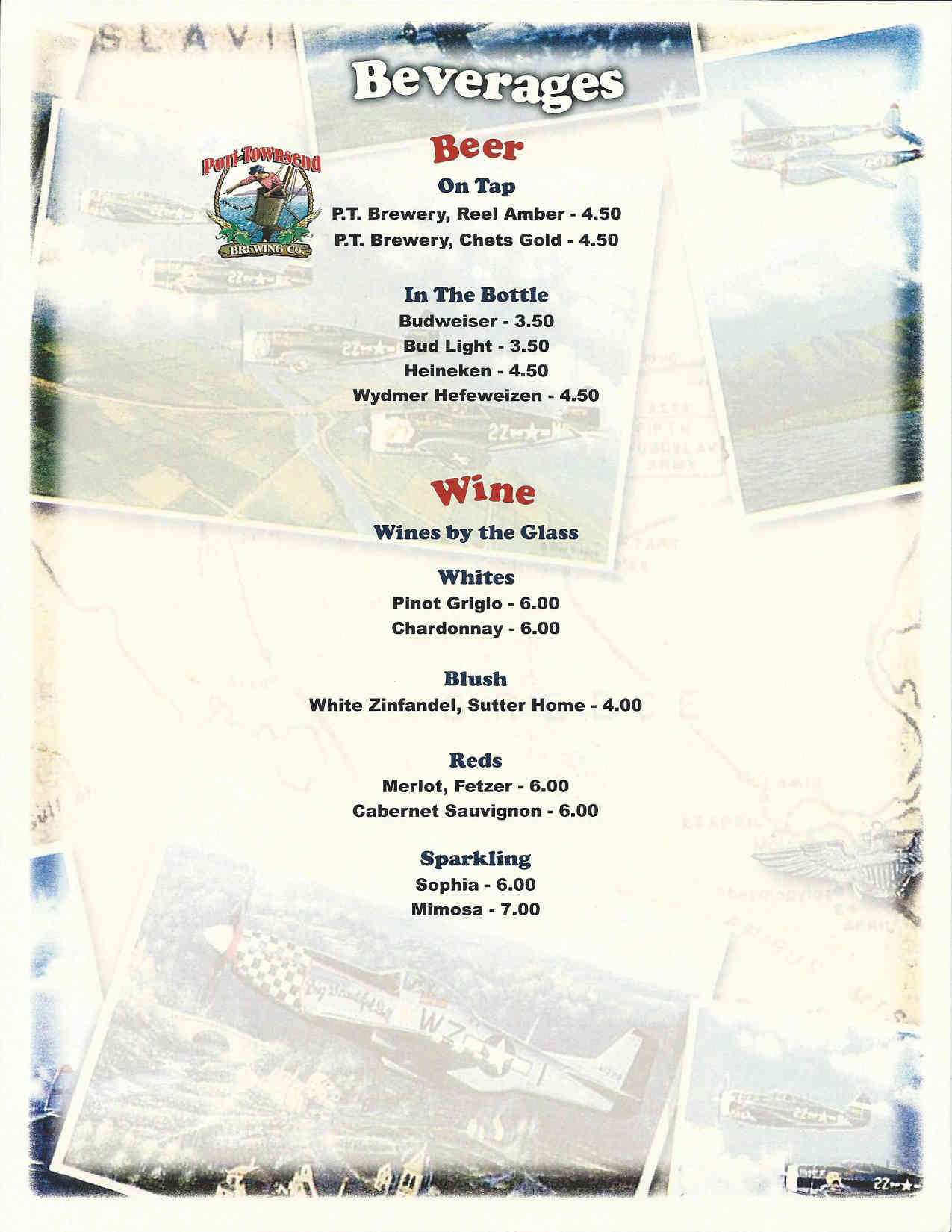 lunch menu page 3